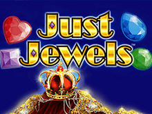 Just Jewels на зеркале Вулкан