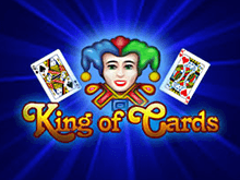King Of Cards на зеркале Вулкана