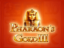 Pharaoh's Gold III в казино Вулкан