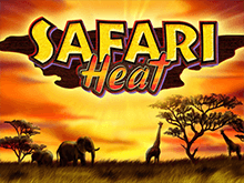 В Вулкан Платинум Safari Heat