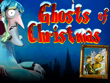 Игровой слот Ghosts Of Christmas от Microgaming с фриспинами