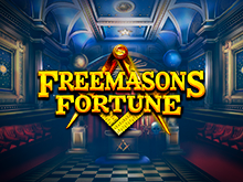 Freemasons Fortune: слот на зеркале сайта